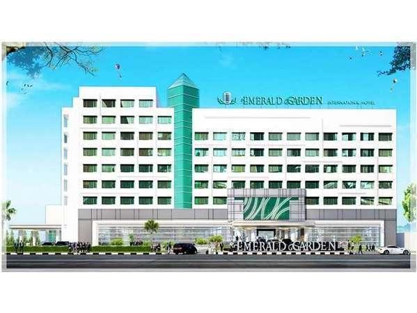 Emerald Garden Hotel Medan - Eksterior Hotel