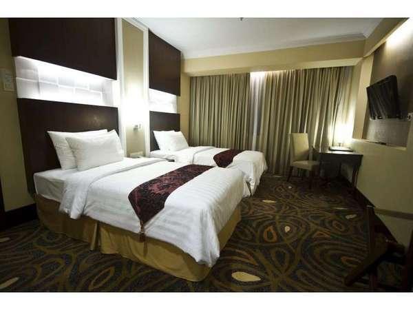 Emerald Garden Hotel Medan - Penthouse 2 kamar tidur