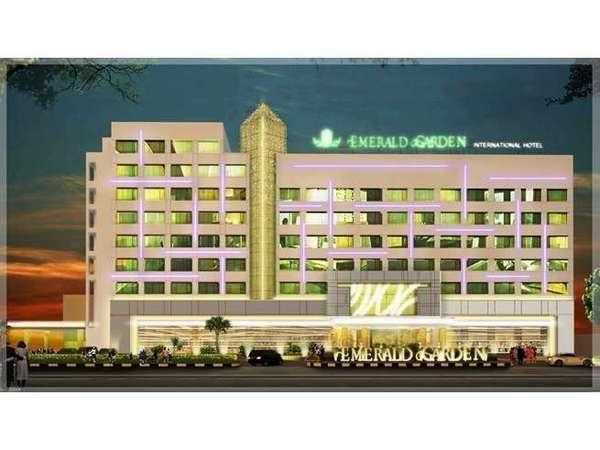 Emerald Garden Hotel Medan - Luar Hotel