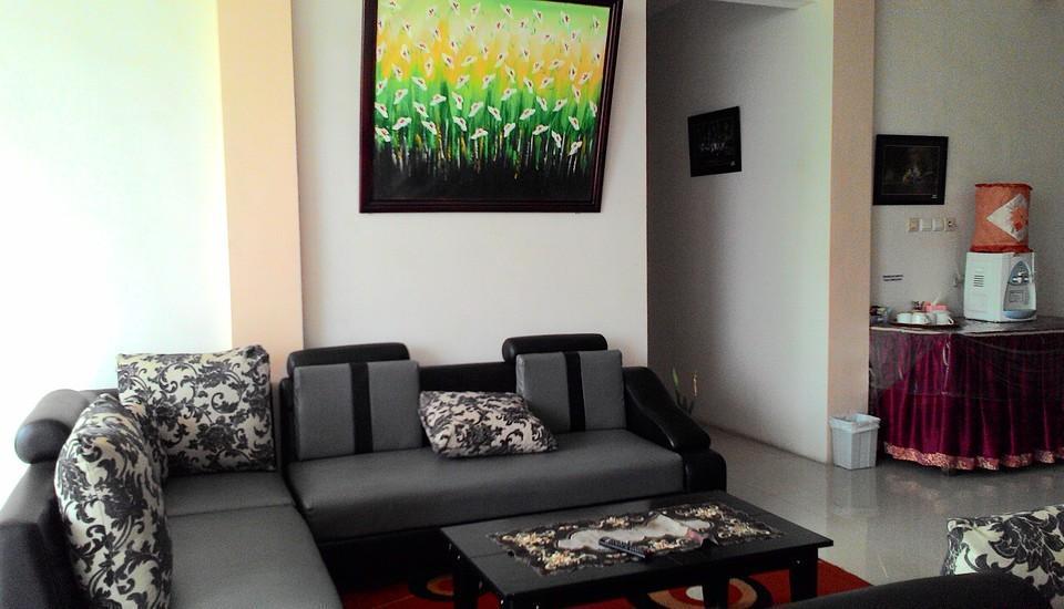 Hasanah Sawojajar Guest House Malang - Ruang tamu