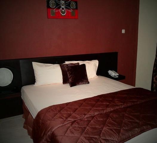 Bagus Hayden Hotel Bali - Kamar Tamu