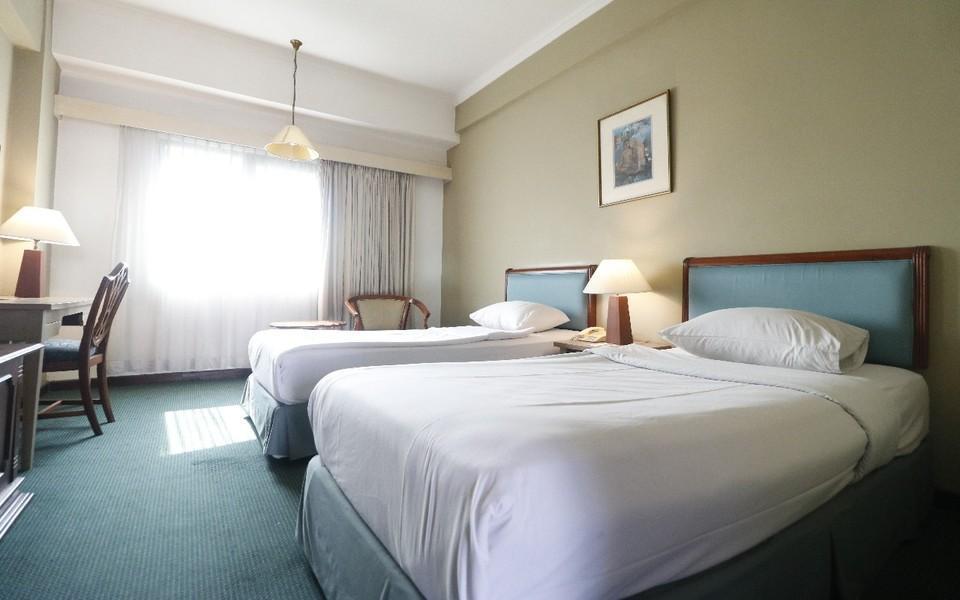 Hotel Paragon Jakarta - Twin Room Regular Plan