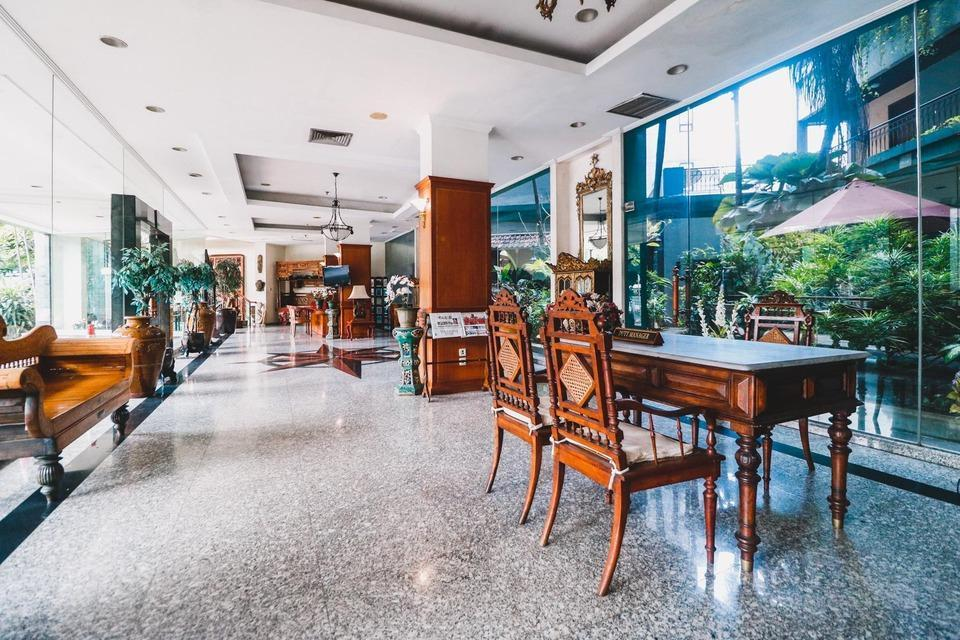 Hotel Paragon Jakarta - Interior