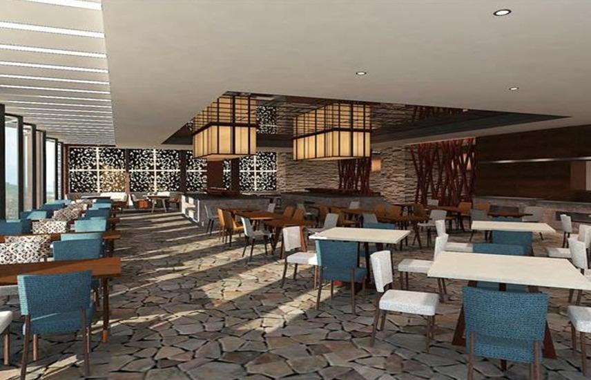 Swiss-Belresort Pecatu Bali - Restoran