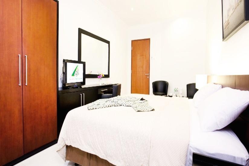 LPP Garden Hotel Yogyakarta - Kamar Deluxe