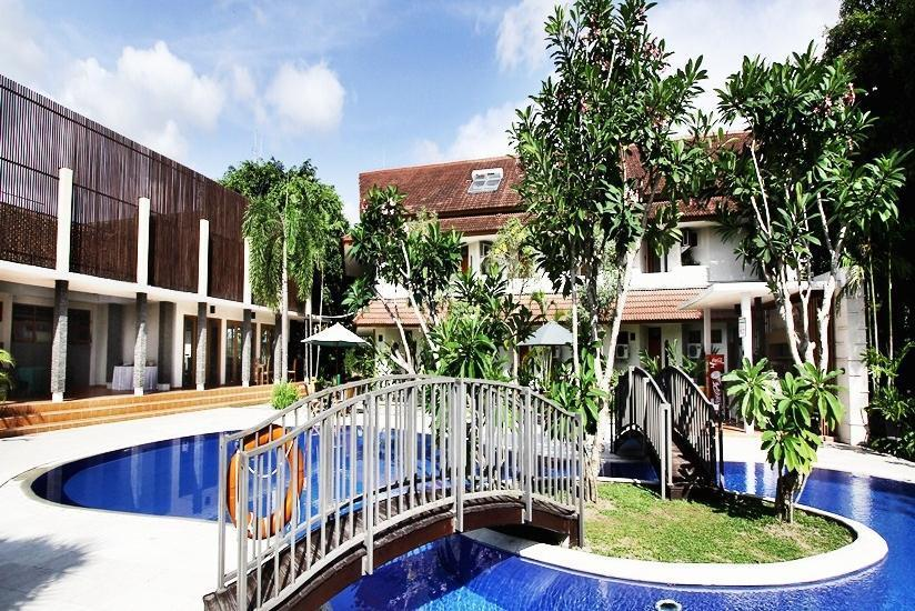 LPP Garden Hotel Yogyakarta - Eksterior