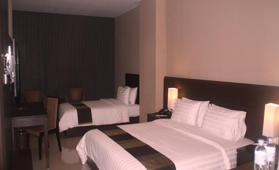 Grand Abe Hotel Jayapura - Deluxe Room Only Regular Plan
