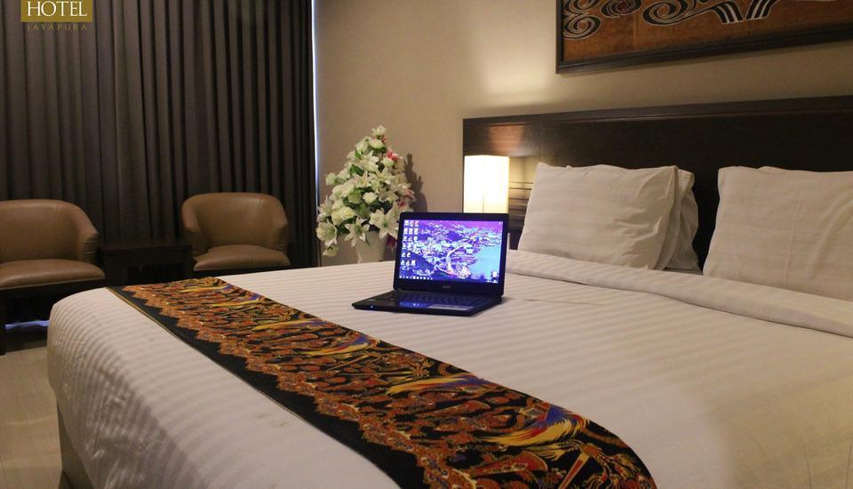 Grand Abe Hotel Jayapura - Deluxe Room Only Regular Plan