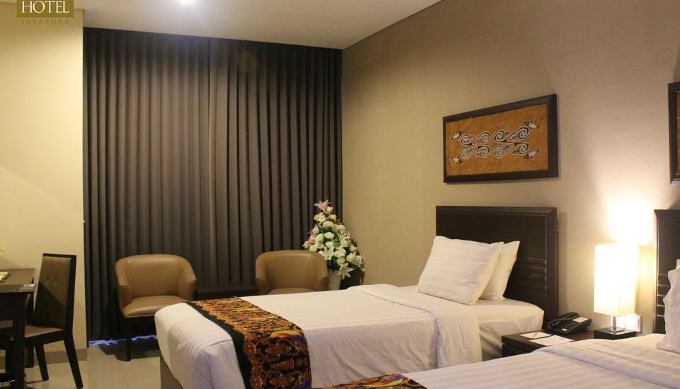 Grand Abe Hotel Jayapura - Deluxe Twin