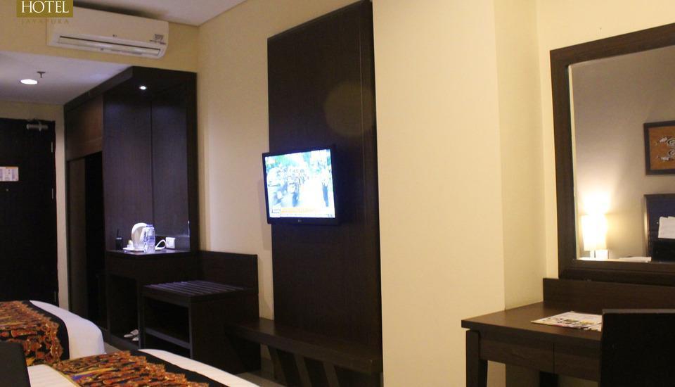Grand Abe Hotel Jayapura - Deluxe Room Regular Plan