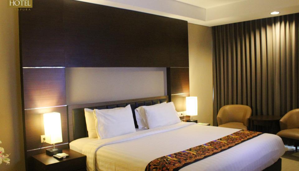 Grand Abe Hotel Jayapura - Executive Suite Room Only Regular Plan