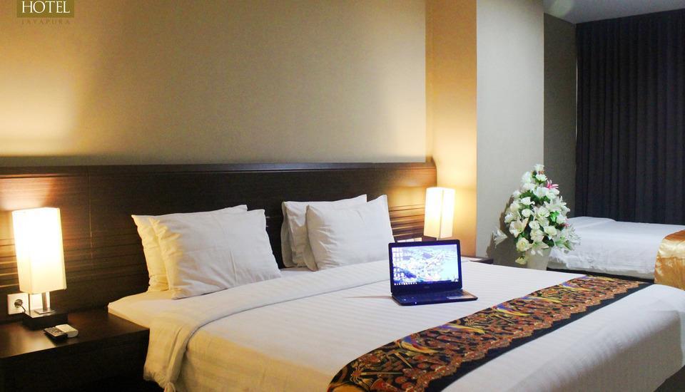 Grand Abe Hotel Jayapura - Family Suites Room Only Regular Plan