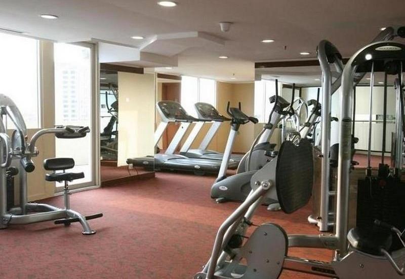 Best Western Mangga Dua - Fitness Centre