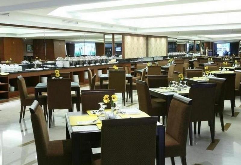 Best Western Mangga Dua - Restaurant
