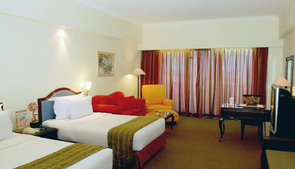 Sunlake Hotel Jakarta - Deluxe Twin Room, Room Only For 2 Person Regular Plan