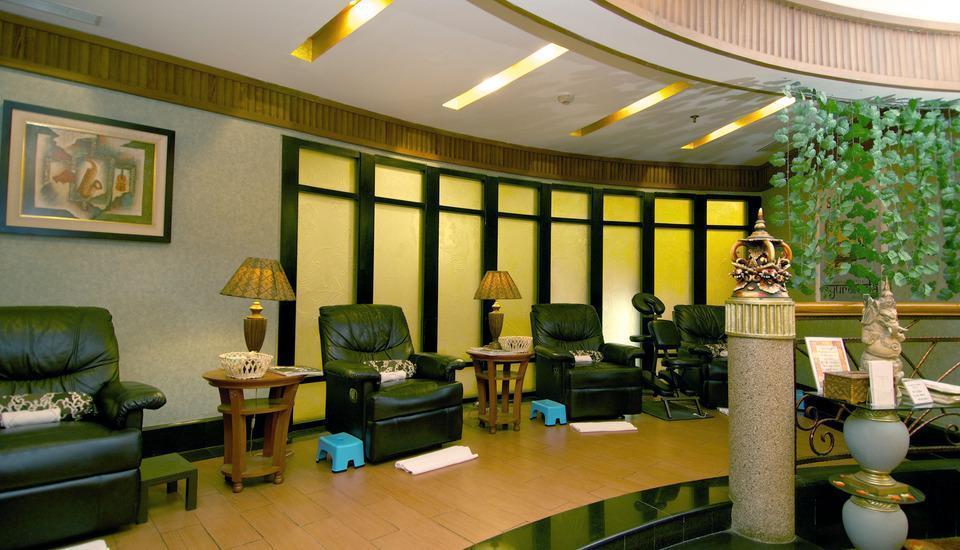 Sunlake Hotel Jakarta - Pemijatan