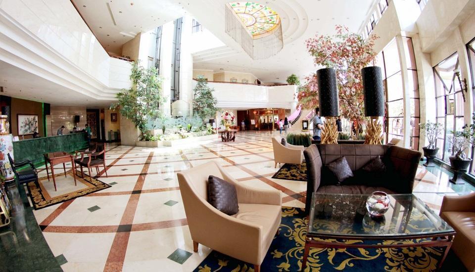 Sunlake Hotel Jakarta - Lobi