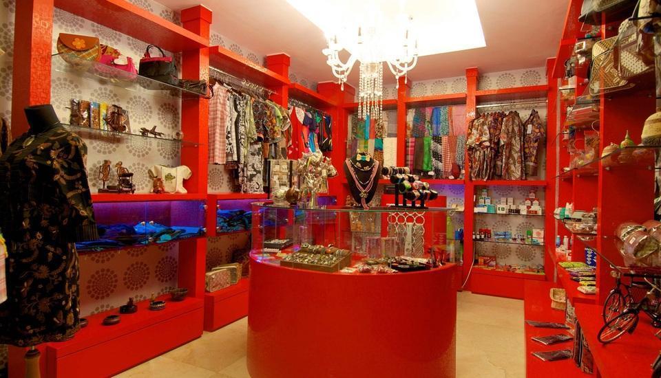 Sunlake Hotel Jakarta - LOBBYSHOP HD