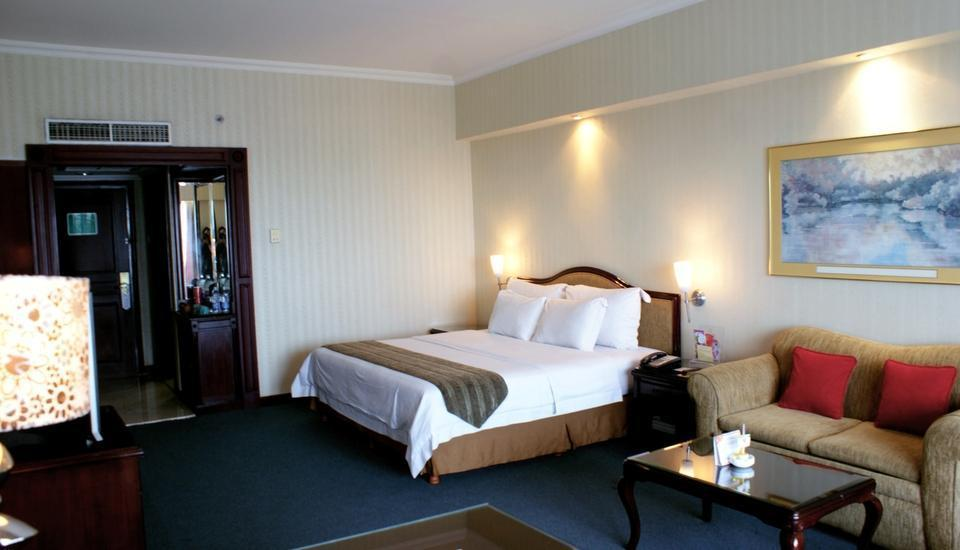 Sunlake Hotel Jakarta - Deluxe double room