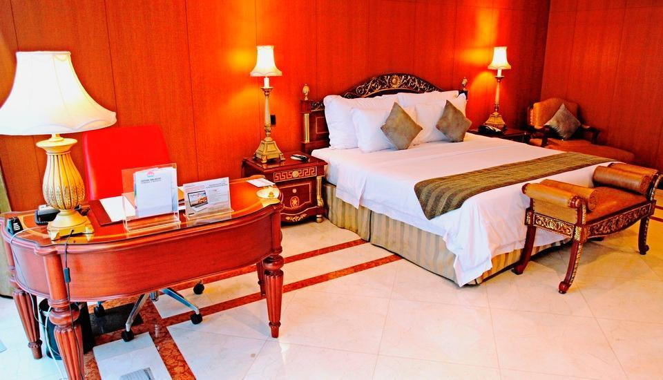 Sunlake Hotel Jakarta - Ambassador Suite Regular Plan