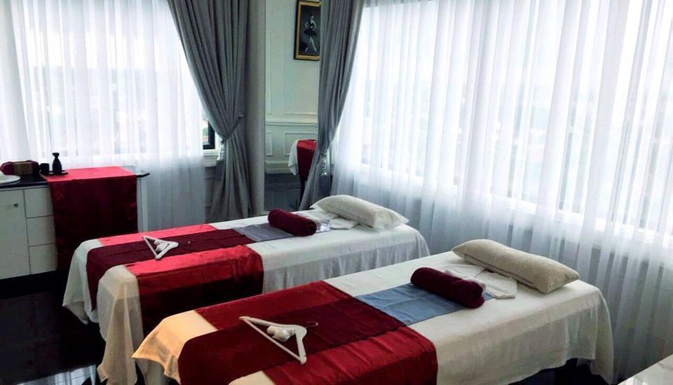 Lafayette Boutique Hotel Yogyakarta - Spa