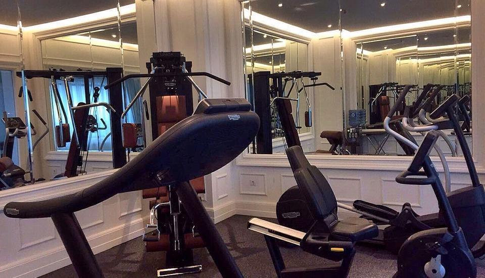 Lafayette Boutique Hotel Yogyakarta - Fitness