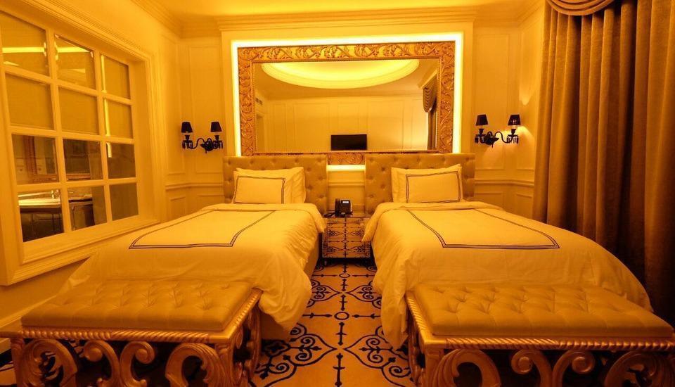 Lafayette Boutique Hotel Yogyakarta - Bedroom