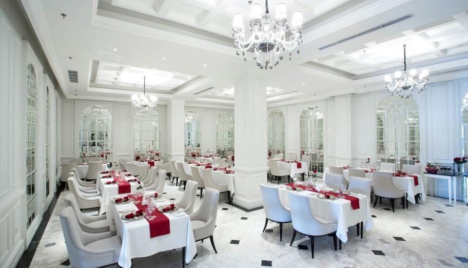 Lafayette Boutique Hotel Yogyakarta - Dining room