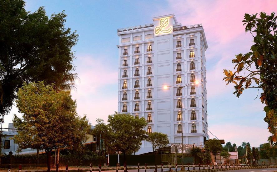 Lafayette Boutique Hotel Jogja - Facade