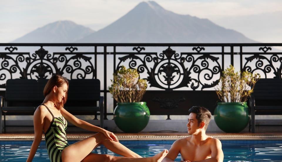 Lafayette Boutique Hotel Jogja - Pool