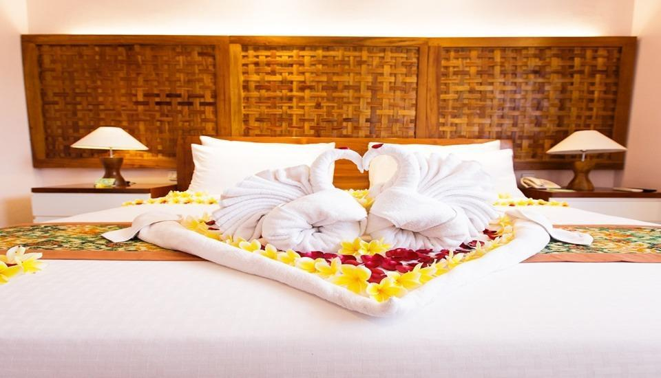 Ubud Wana Resort Bali - Honeymoon Suite Room BASIC DEAL