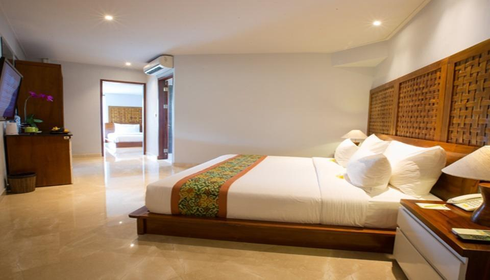 Ubud Wana Resort Bali - Family Suite Room BASIC DEAL
