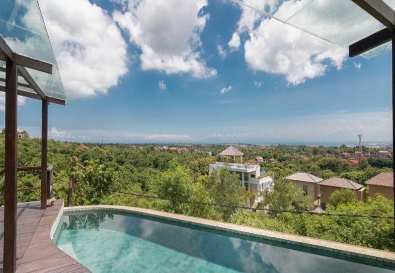 Temple View Boutique Villa Bali - Kolam Renang