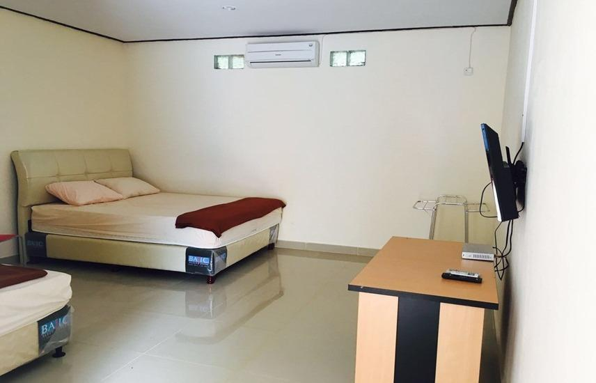 Hotel Mustika 2 Belitung Belitung - Family Room Regular Plan
