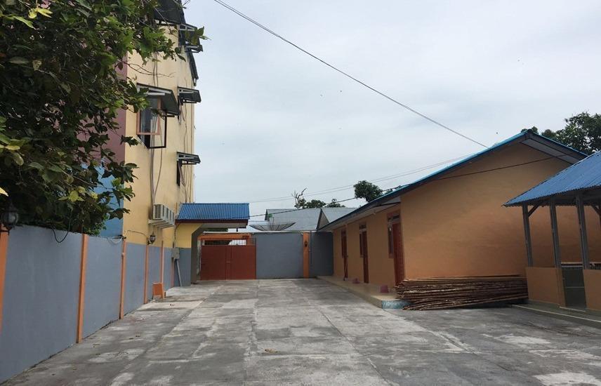 Hotel Mustika 2 Belitung Belitung - Eksterior