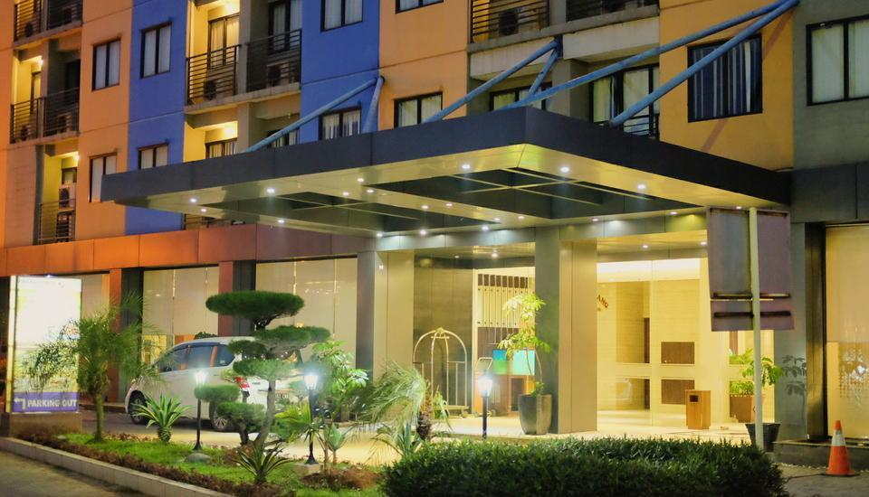 ParagonBiz Budget Hotel Tangerang - LOBBY DEPAN