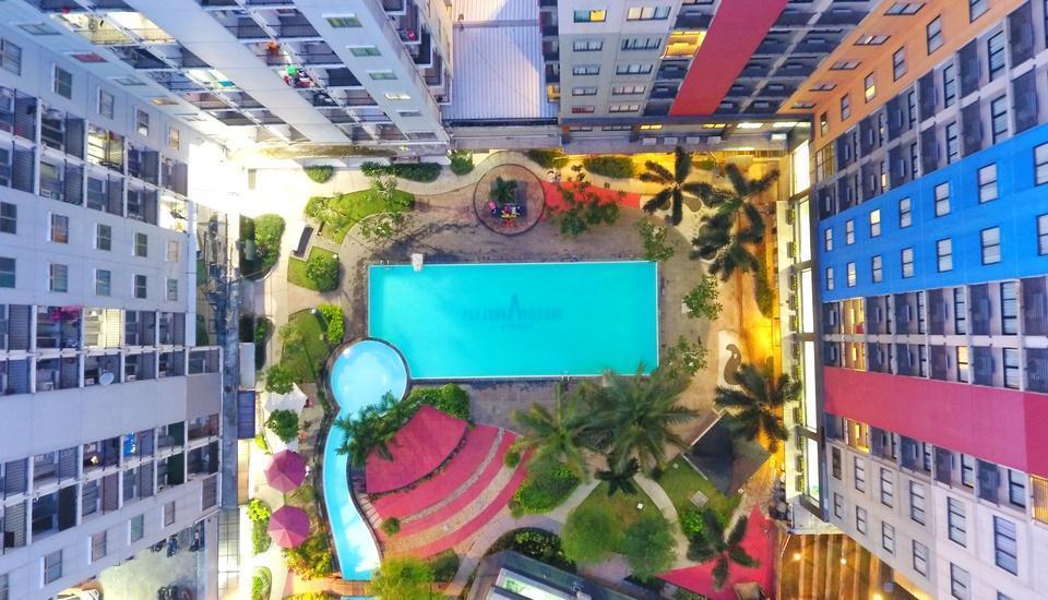 ParagonBiz Budget Hotel Tangerang - KOLAM RENANG