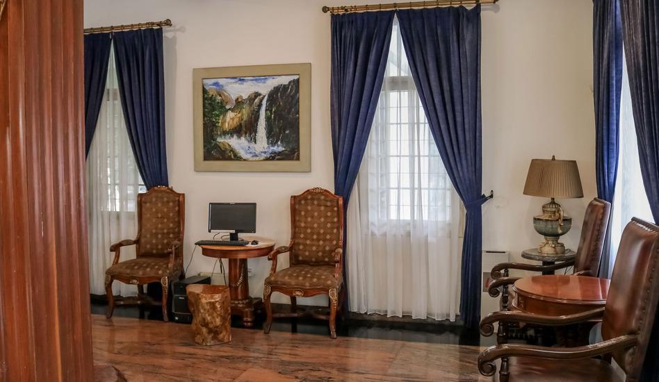 NIDA Rooms Pasar Baru Cicendo - Interior
