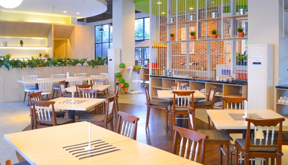 MaxOneHotels Sukabumi - Papayon Restoran