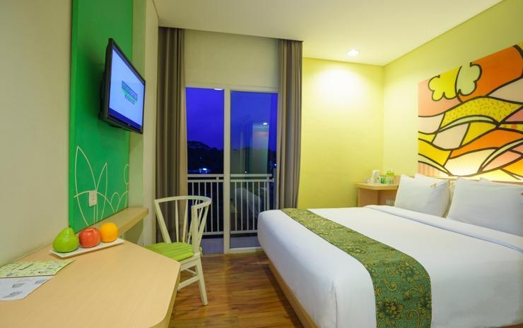 MaxOneHotels Sukabumi - Deluxe Happiness