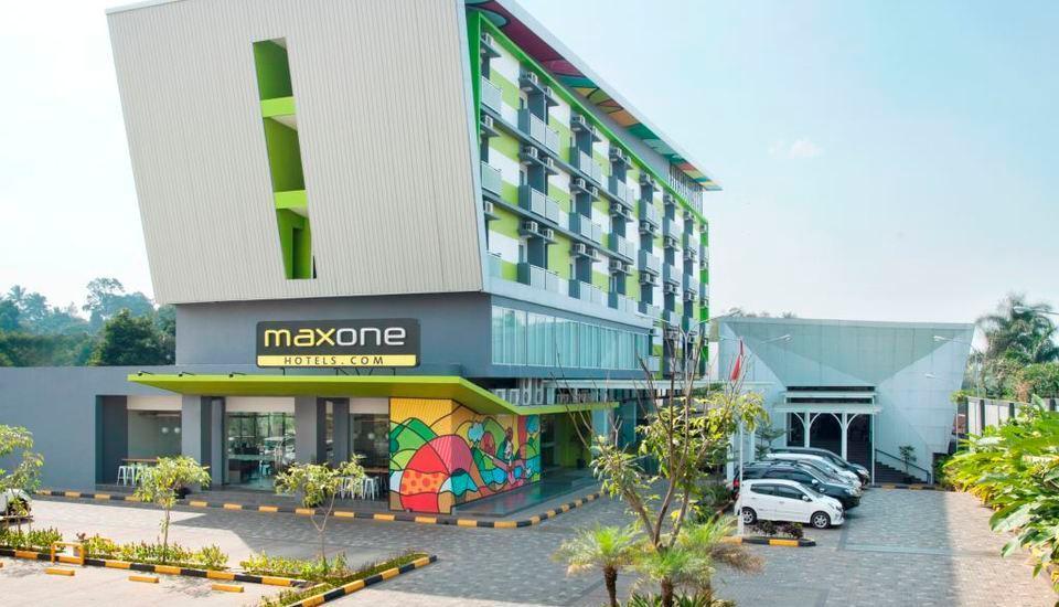 MaxOneHotels Sukabumi - Bangunan Hotel
