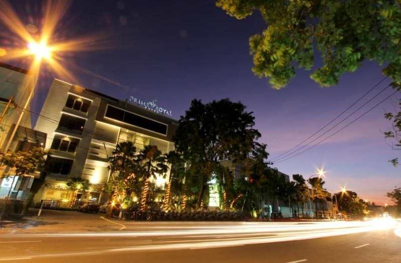 Prime Royal Hotel Surabaya - Appearance