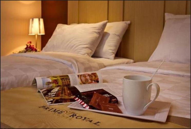 Prime Royal Hotel Surabaya - Superior Room Only double Bed Regular Plan