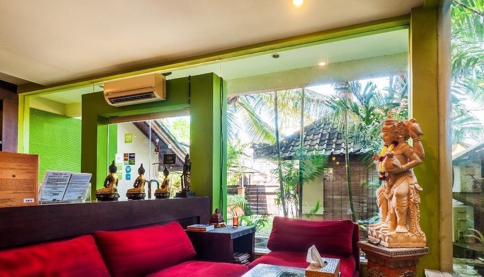 Al-Isha Hotel Bali - Loby 1