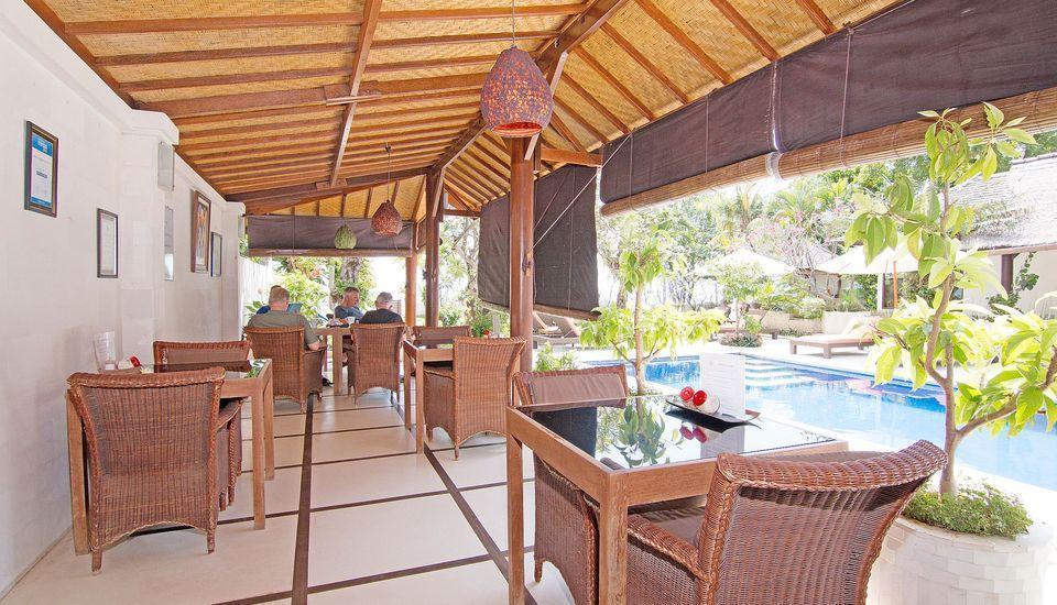ZenRooms Lovina Sea Shores Bali - Restoran