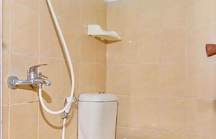 Maleo Kostel Cempaka Putih Yogyakarta - toilet