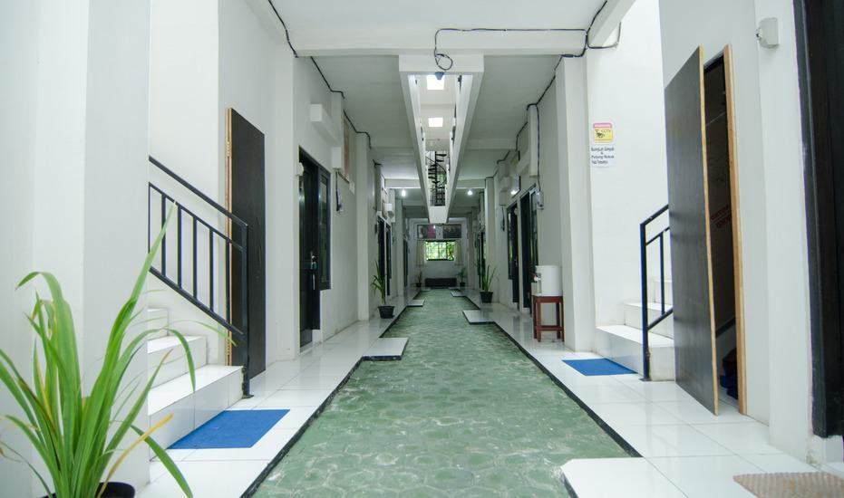 Maleo Kostel Cempaka Putih Yogyakarta - Lobby