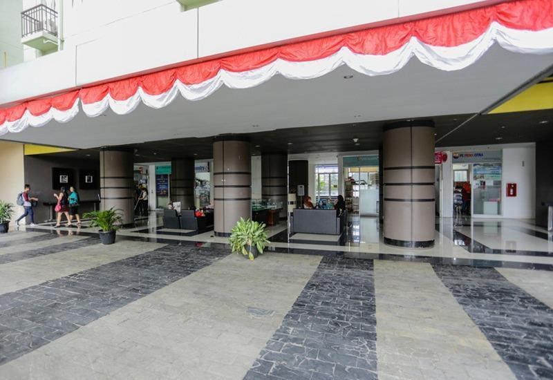 RedDoorz Apartment @The Suites Metro Soekarno Hatta Bandung - Eksterior