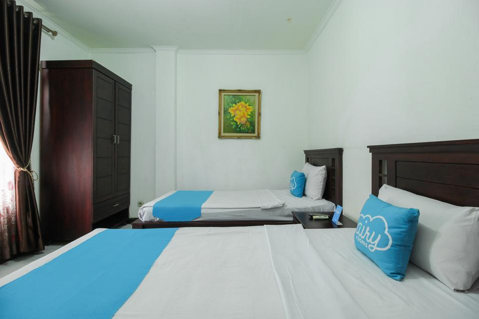 Airy Ahmad Yani Irian 2 Palangkaraya - Standard Twin Room with Breakfast Special Promo Jan 5