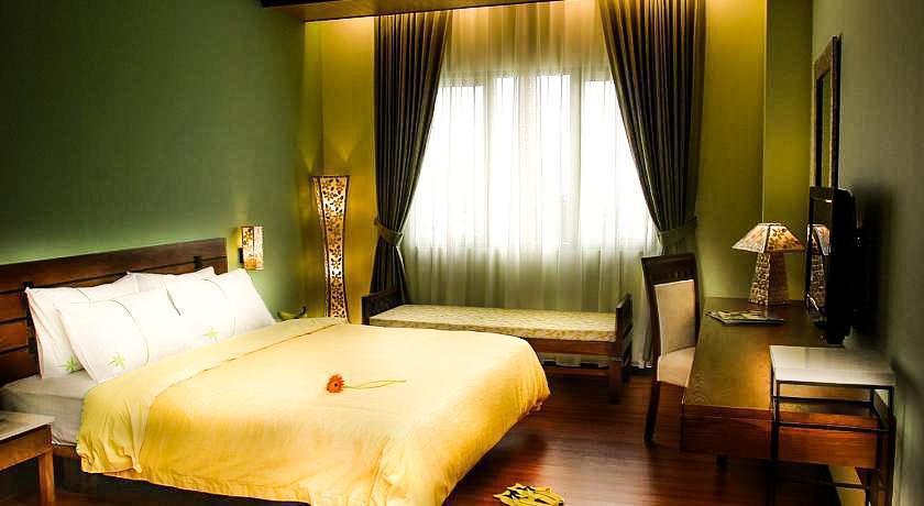 Banana Inn Hotel Bandung - Kamar Tamu